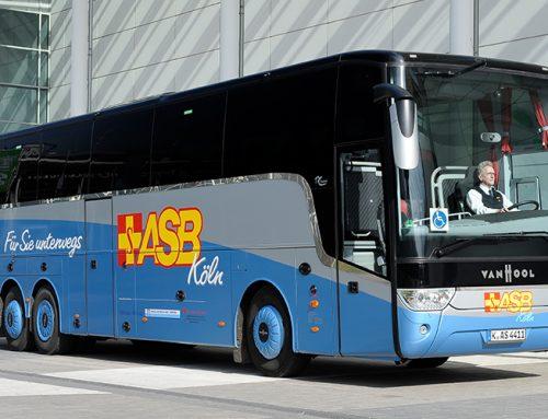 Reisebus für Senioren und Menschen mit Behinderungen