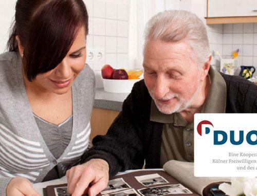 DUO – Schöne Stunden für Menschen mit Demenz und ihre Familien