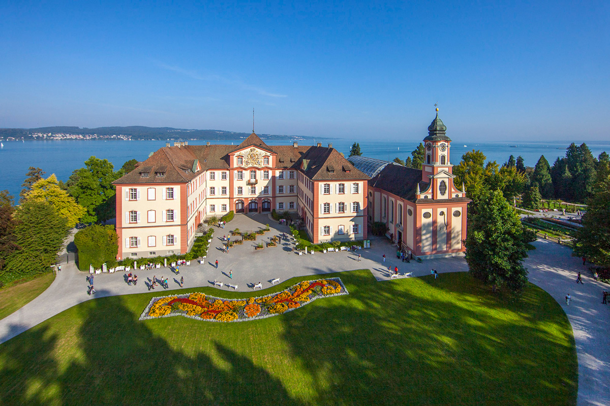 Bodensee-Schloß-Mainau