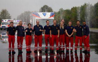 Fahrsicherheitstraining 2018 - Gruppenfoto