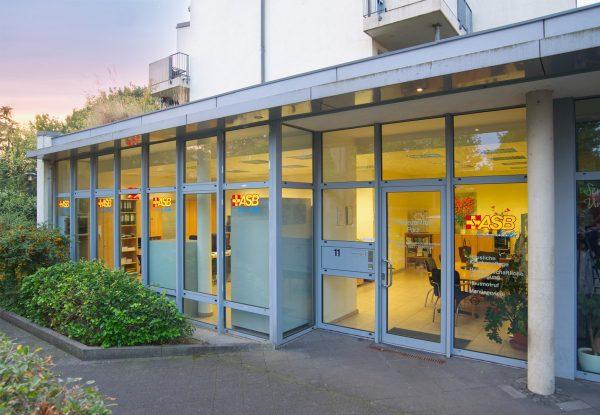 Außenansicht Pflegezentrum Köln-Porz