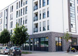 Außenansicht Pflegezentrum Köln-Sülz
