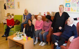 Erste Bewohner in Wohngemeinschaft für Senioren mit Demenz eingezogen