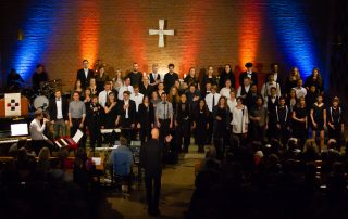 Vocal Journey Konzert 2019 in der Johanneskirche