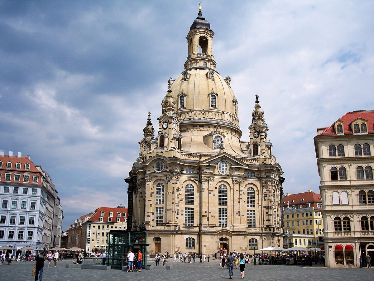 ASB Köln Busreise nach Dresden