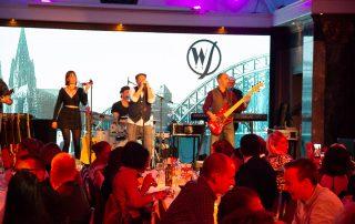 Mitarbeiterfeier 2019 im Alten Wartesaal - Planet Five